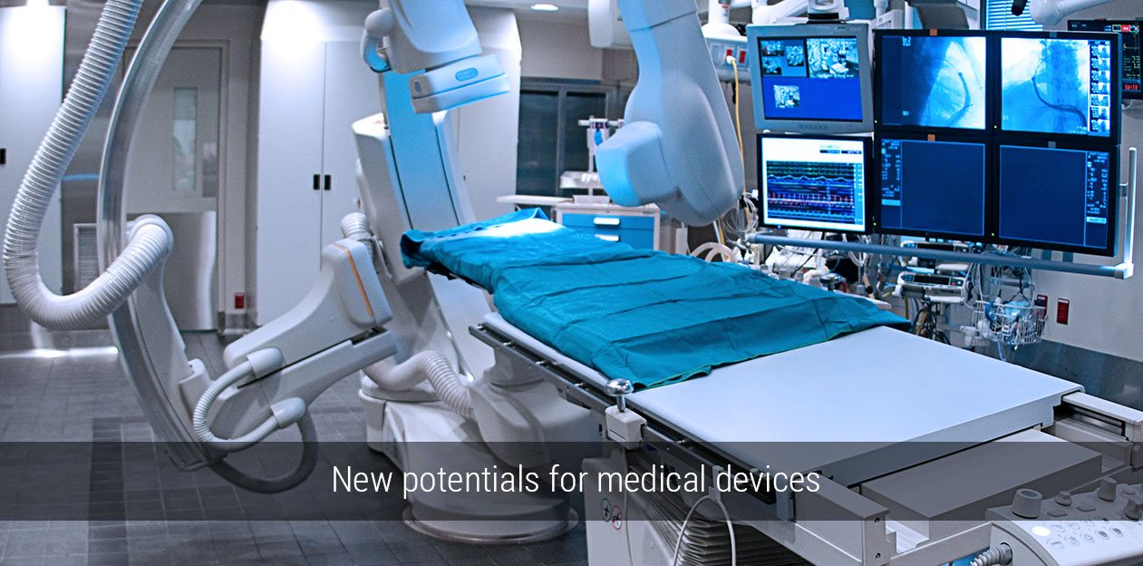 New potentials for medical devices